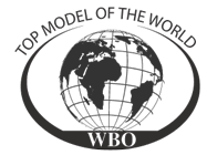 Topmodel Of The World Logo