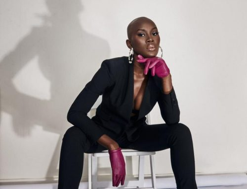 Top Model Ghana 2020 – Engracia Kaley Mofuman